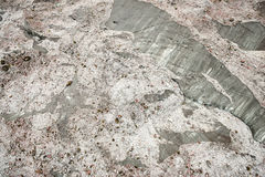 Glacier airview  background Stock Photos