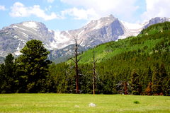 Glacier Basin Stock Photography