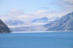 Glacier Bay. View of Glacier Bay national Park, Alaska Stock Photography