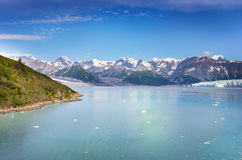 Glacier Bay Alaska. Stock Photography