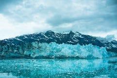 Glacier Bay in Alaska, United States. Glacier Bay in Mountains in Alaska, United States stock photo