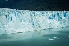 Glacier at el calafate Argentina Royalty Free Stock Image