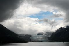 Glacier Bay Iceberg. royalty free stock image