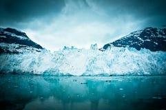 Free Glacier Bay In Mountains In Alaska Royalty Free Stock Photo - 37504685