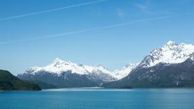 Glacier Bay Landscape Royalty Free Stock Photos
