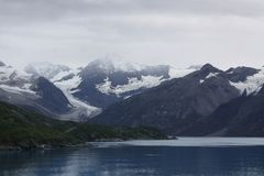 Glacier Bay National Park Alaska Royalty Free Stock Image