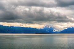 Glacier Bay National Park in Alaska Royalty Free Stock Images