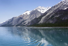Glacier Bay Reflections Royalty Free Stock Photo