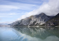 Glacier Bay Reflections Royalty Free Stock Image