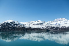 Glacier Bay Reflections Royalty Free Stock Photos