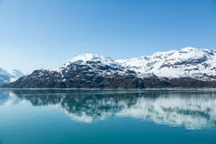 Glacier Bay Reflections Royalty Free Stock Images