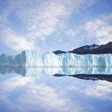 Glacier. Royalty Free Stock Images