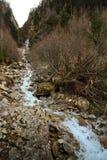 Glacier brook royalty free stock image