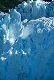 Glacier cavitant Photographie stock