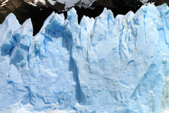 Glacier Cliff Royalty Free Stock Photo