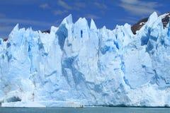 Glacier Cliff Stock Photos