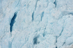 Glacier close-up Royalty Free Stock Images
