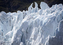 Glacier Close Up Stock Image