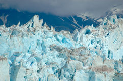 Glacier Closeup Stock Images
