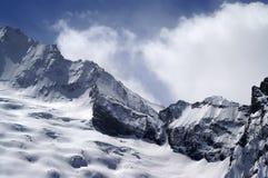 Glacier closeup Stock Photography