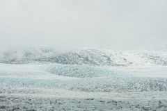 Glacier closeup Royalty Free Stock Photography
