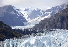 Glacier d'Alaska Photos stock