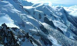 Glacier de Boison Fotos de archivo libres de regalías