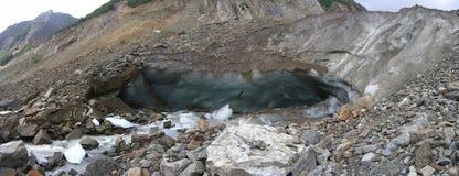 Glacier de Chalaat Photographie stock