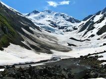 Glacier de fonte Image libre de droits