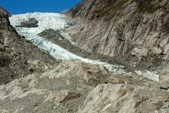 Glacier de Fox Image libre de droits