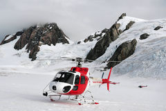 Glacier de Fox - Nouvelle-Zélande Images stock
