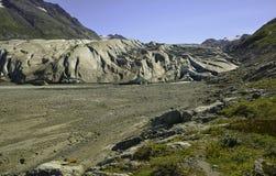 Glacier de Geike Image stock