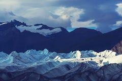 Glacier de Kennicott Photographie stock