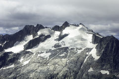 Glacier de Kootenay Photo libre de droits