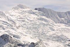 Glacier de l'Himalaya - Népal Image libre de droits