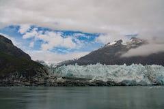 Glacier de Margerie Images libres de droits