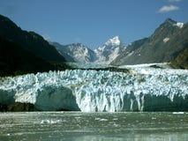 Glacier de Margerie, Alaska Image libre de droits