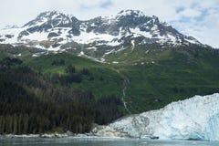 Glacier de Meares de l'Alaska Photos libres de droits