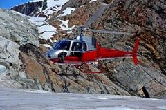 Glacier de Mendenhall Photographie stock libre de droits