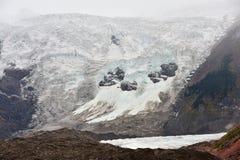 Glacier de Midui Photographie stock libre de droits