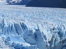 Glacier de Perito Morano en Argentine Image libre de droits