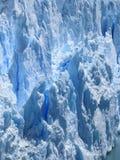 Glacier de Perito Morano en Argentine Images libres de droits