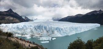 Glacier de Perito Moreno Photos libres de droits