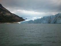 Glacier de Perito Moreno Photographie stock libre de droits