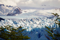 Glacier de Perito Moreno, Argentine Photographie stock