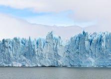 Glacier de Perito Moreno patagonia images libres de droits
