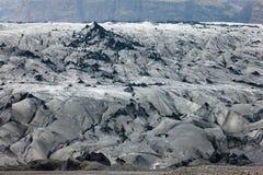 Glacier de Skaftafellsjokull Image libre de droits