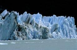 Glacier de Spegazzini, Patagonia, Argentine Photos libres de droits