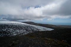 Glacier de Vatnajoekull photographie stock libre de droits