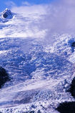 Glacier de Vatnajokull, Islande Photos stock